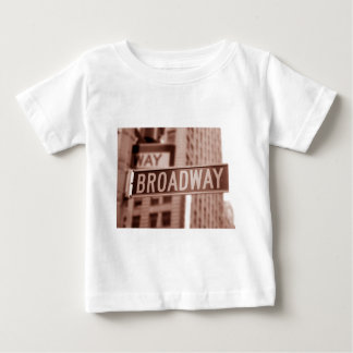 Broadway sign baby T-Shirt