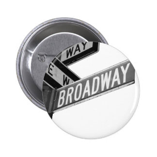 Broadway Sign Button