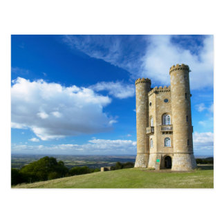 Broadway Tower, Near Broadway, Worcestershire 2 Postcard