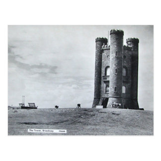 Broadway Tower, Worcestershire Postcard