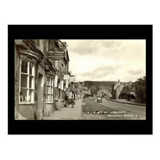 Broadway, Worcestershire Postcard
