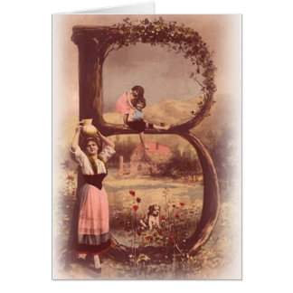 Brocante Home Scrumptious Day Cards. Greeting Card