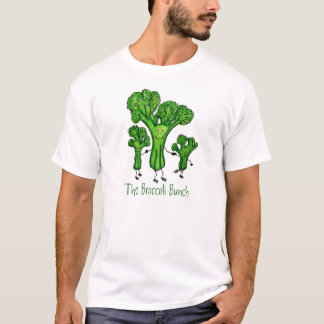 Broccoli Bunch Tee