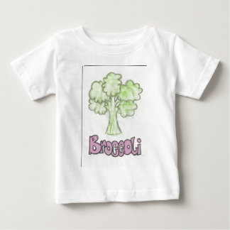 broccoli by imagining victoria baby T-Shirt