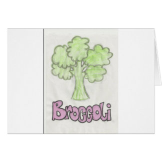broccoli by imagining victoria card