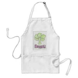 broccoli by imagining victoria standard apron