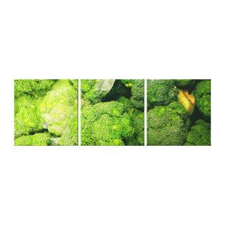 Broccoli Canvas Prints