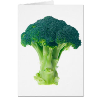 Broccoli Card