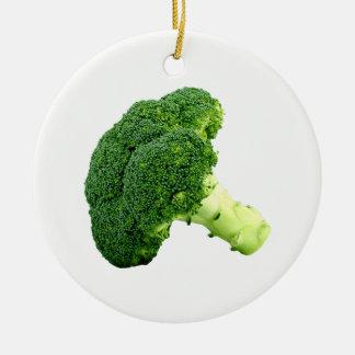Broccoli Christmas Ornament