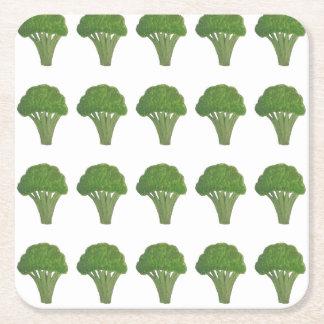 Broccoli coasters
