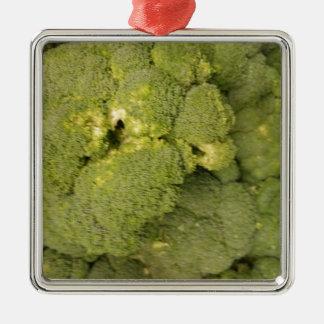 Broccoli Christmas Ornaments