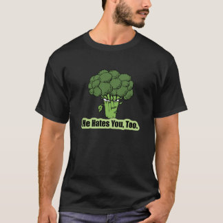 Broccoli Hates You T-Shirt