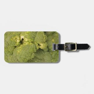 Broccoli Luggage Tags