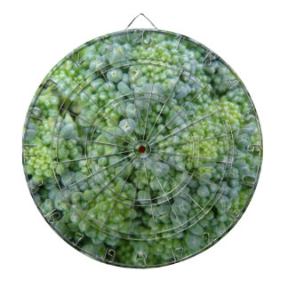 Broccoli Macro Dart Board