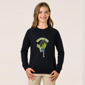 Broccoli Man Sweatshirt