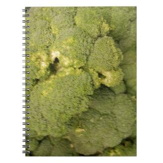 Broccoli Notebooks