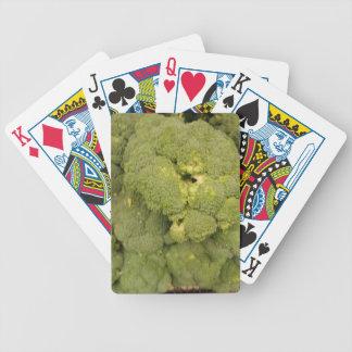 Broccoli Poker Cards