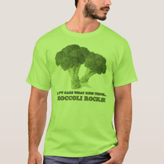 Broccoli Rocks T-Shirt (green)