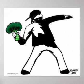 Broccoliksy Posters