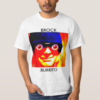 Brock Burrito Official Shirt