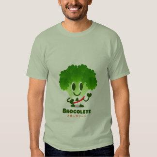 Brocolete Stone Green T-shirts