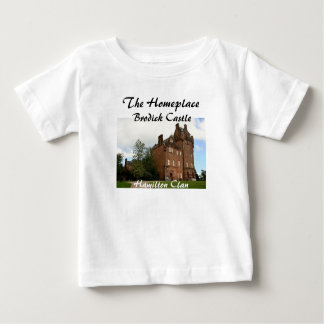 Brodick Castle – Hamilton Clan Baby T-Shirt