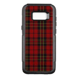 Brodie Clan Plaid Otterbox Samsung S8 Case