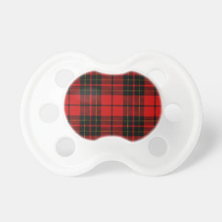 Brodie clan tartan red black plaid dummy