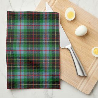 Brodie Hunting Scottish Tartan Plaid Towels