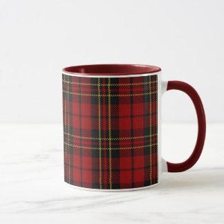 Brodie Tartan Mug
