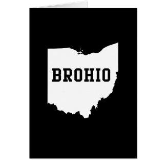 Brohio Card