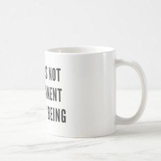 Broke 11 oz Classic Mug