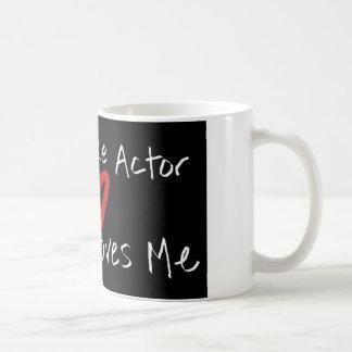 Broke Actor Mug