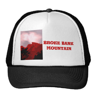 BROKE BANK MOUNTAIN CAP