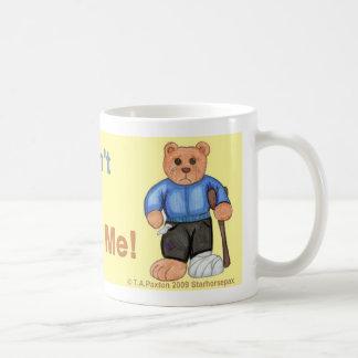 Broke & Can't Bear it Basic White Mug