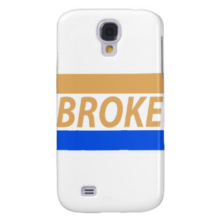 Broke Samsung Galaxy S4 Cover