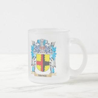 Broke Coat of Arms Coffee Mug