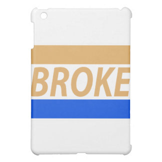 Broke Cover For The iPad Mini