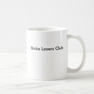 Broke Losers Club Classic Mug