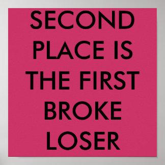 Broke Losers Club Poster