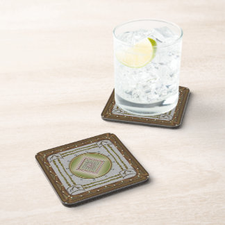Broken Arrow Cork Coaster Set of 6