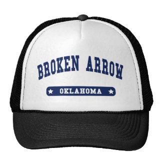 Broken Arrow Oklahoma College Style t shirts Trucker Hat