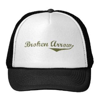 Broken Arrow Revolution t shirts Mesh Hats