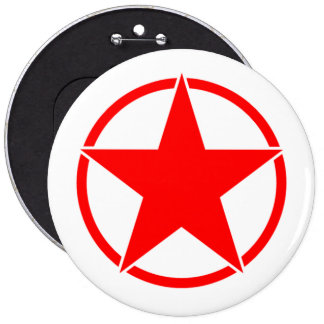Broken Circle Star 3 6 Cm Round Badge
