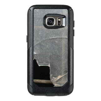 Broken Glass With Metal Bars OtterBox Samsung Galaxy S7 Case
