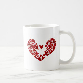 Broken Heart Attack Coffee Mug