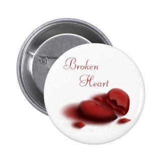Broken heart button