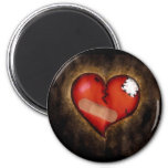 Broken Heart/Mending Heart-magnet
