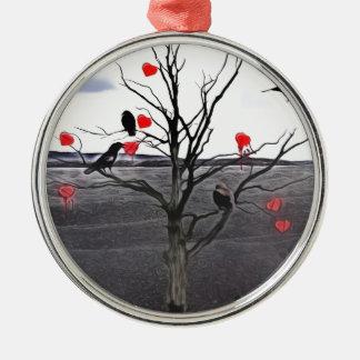 Broken Heart Scavengers. Christmas Ornament