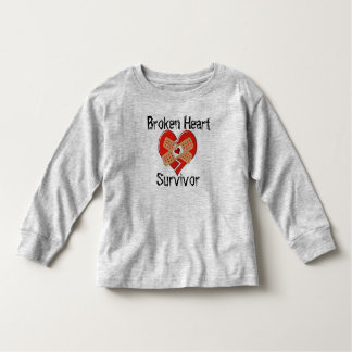 Broken Heart Survivor Long-Sleeve Shirt